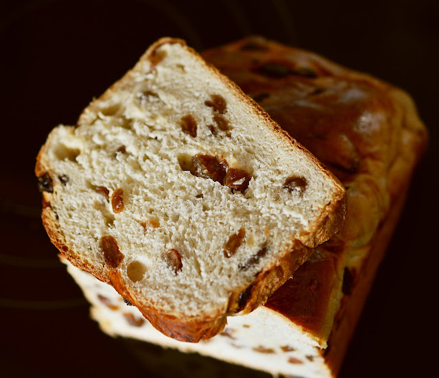 Bread Machine Chocolate Chip Bread