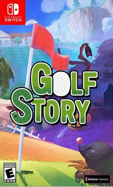 Golf Story Switch NSP - Switch-xci com