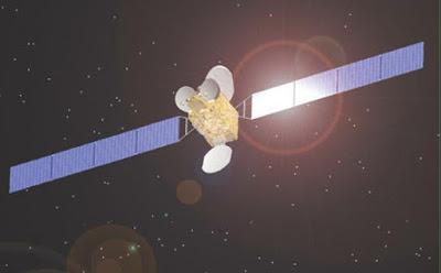 satelit luar angkasa