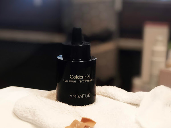 Ambadué: Golden Oil (REVIEW)