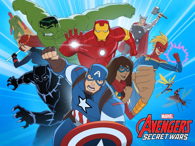 Popular Wallpaper Marvel Secret Wars - Avengers%2BAssemble%2BSecret%2BWars  2018_231071.jpg