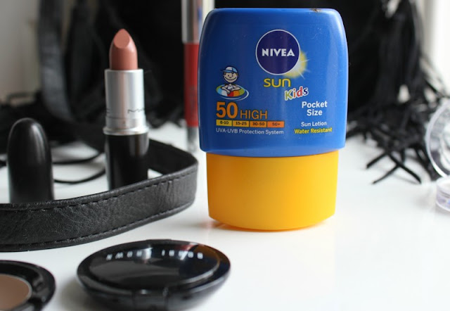 Nivea Sun Kids Pocket Size SPF50 Review