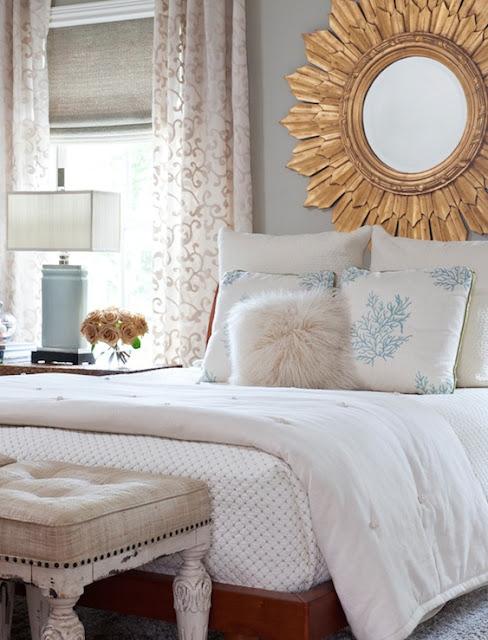 Cottage Blue Designs: Bedroom Benches