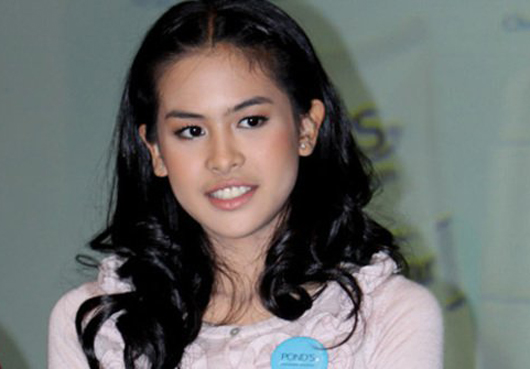 Maudy Ayunda. Home to You