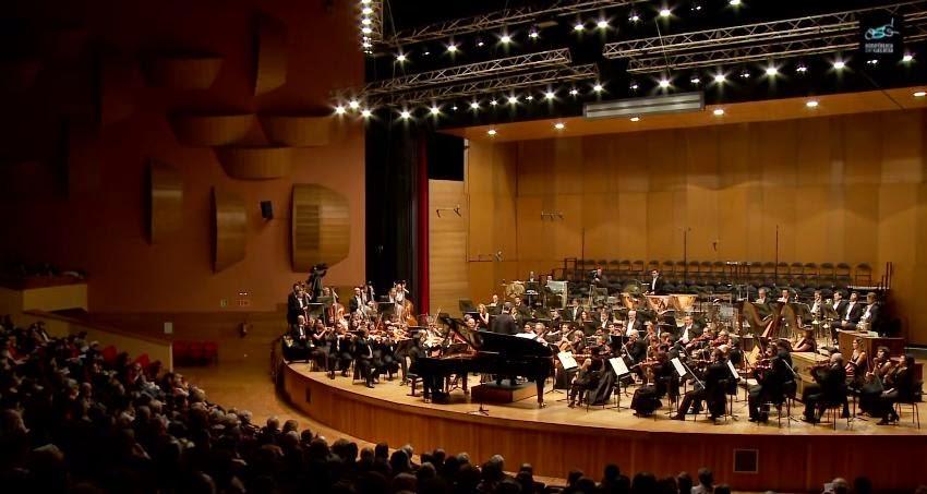 Faces of classical music manuel de falla noches en los - Noche en los jardines de espana ...
