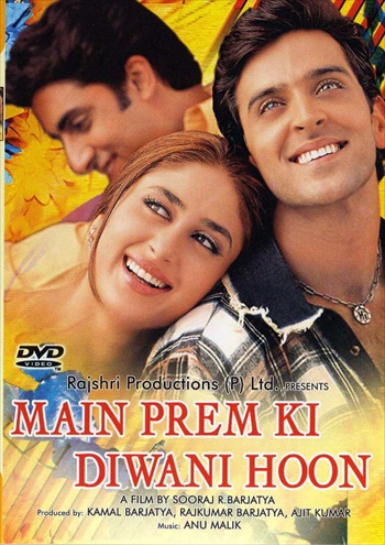 Main Prem Ki Diwani Hoon 2003 Hindi Movie Download