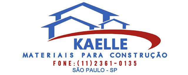 KAELLE - MATERIAIS PARA CONSTRUÇÃO - FONE: (11) 2361-0135 - SÃO PAULO - SP
