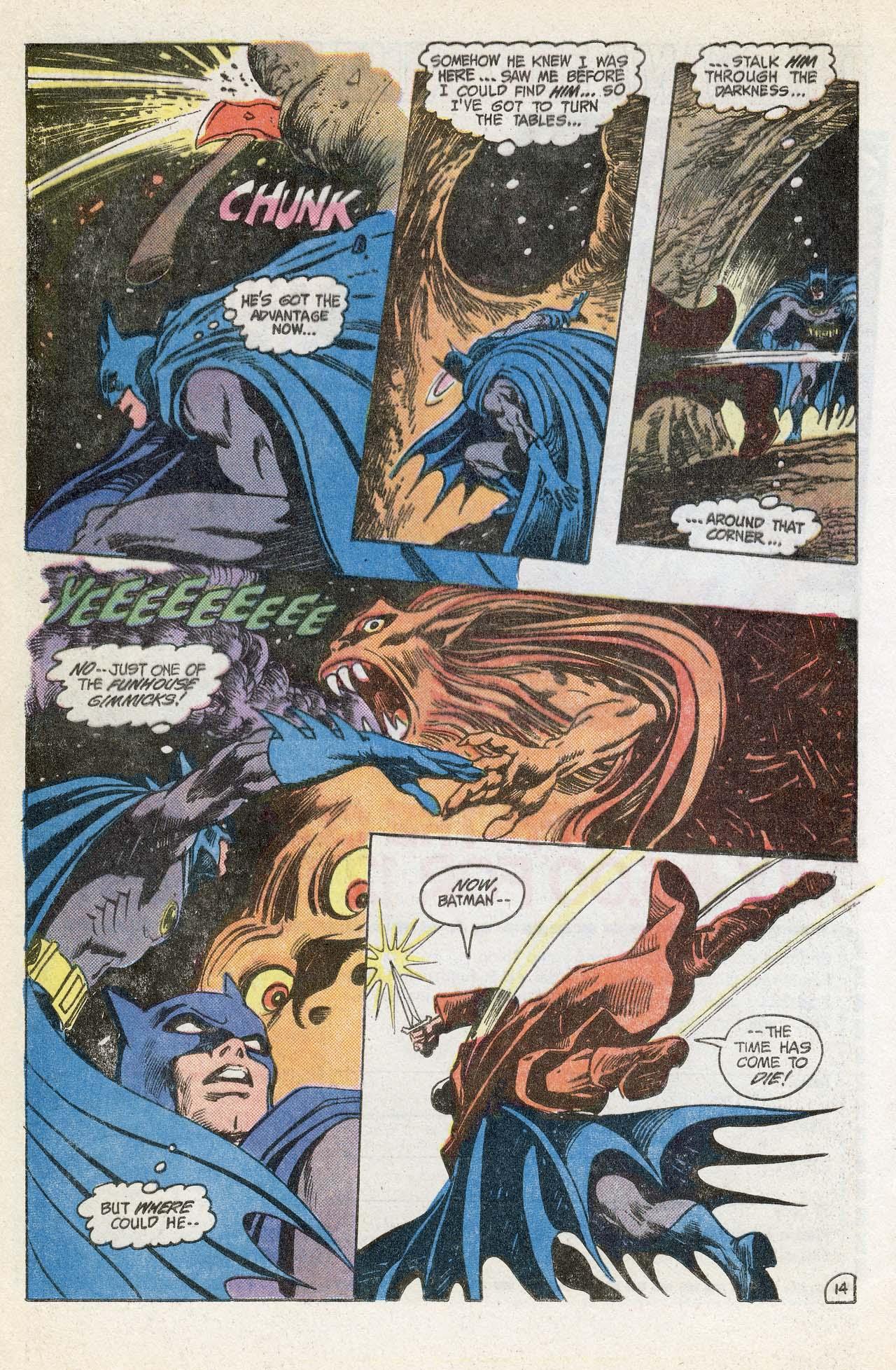 Detective Comics (1937) 543 Page 19