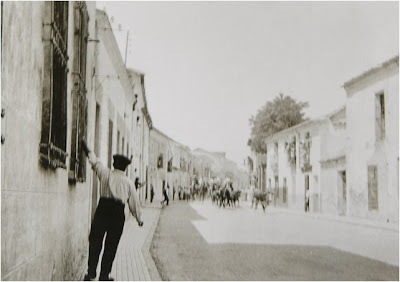 Leganes-calle-Juan-Muñoz-durante-los-encierros
