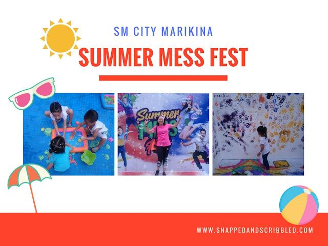 SM City Marikina Summer Mess Fest