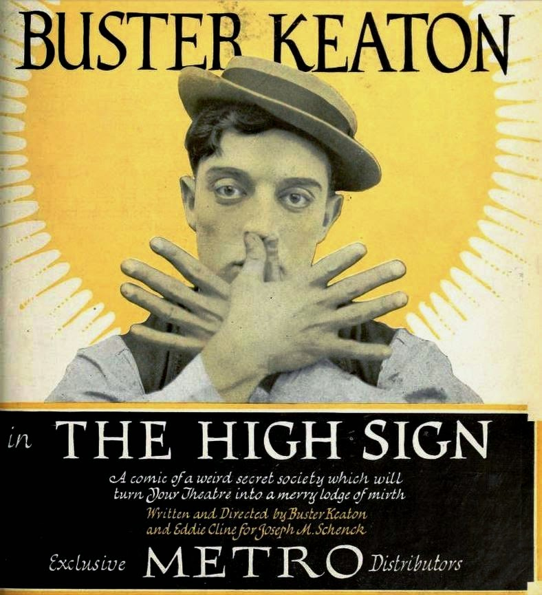 The High Sign keaton