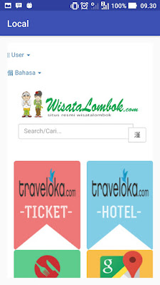 Webview : Cara Menampilkan Website Localhost di Android Studio