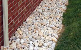 knoxville pest control, gravel, mulch
