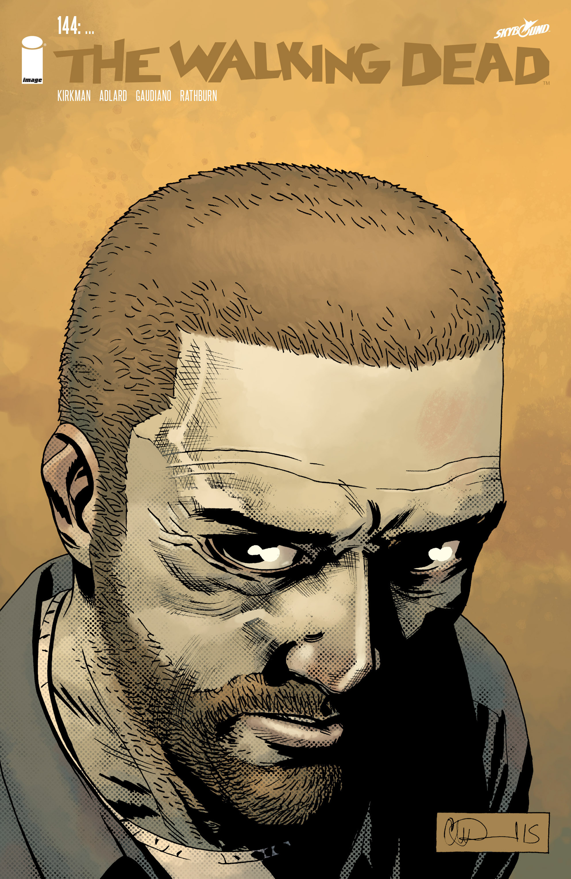 The Walking Dead 144 Page 1