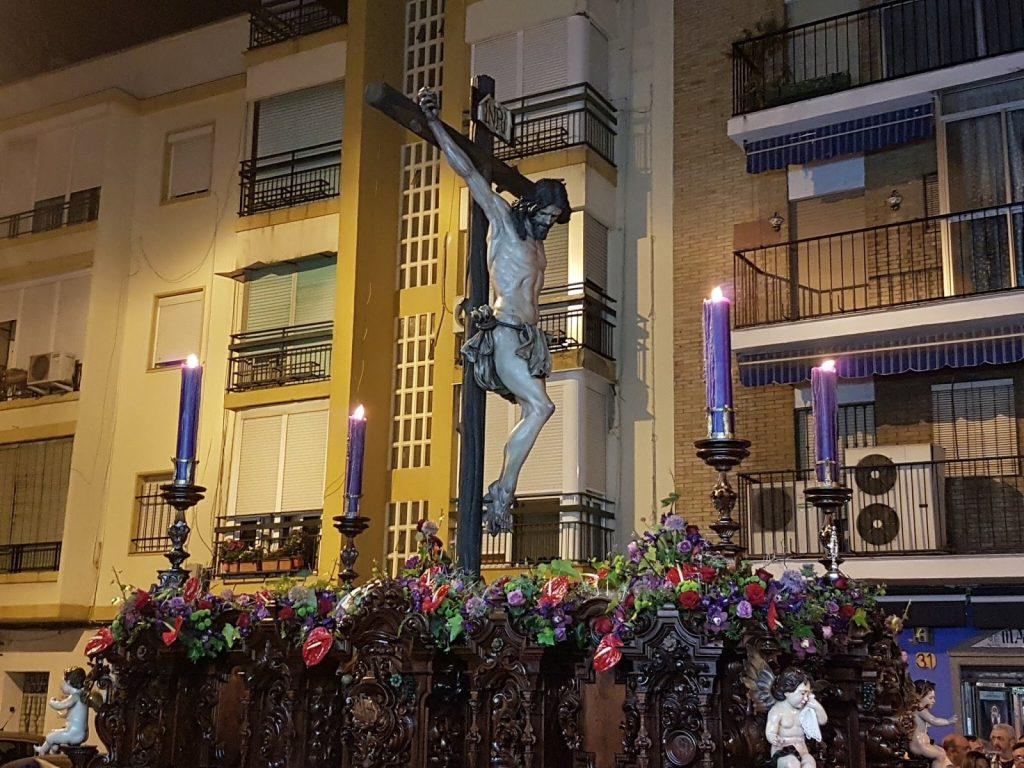 Los Estrenos De Pasion Y Muerte De Sevilla Para Este 2019