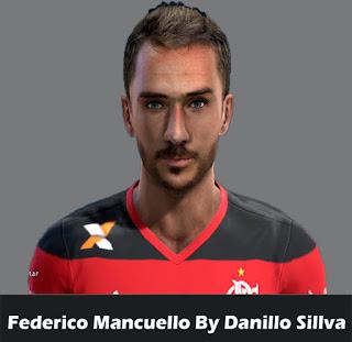 Face Federico Mancuello 2016 Pes 2013