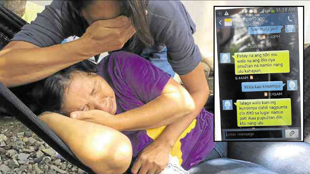 Abu Sayyaf beheads soldier, tells the mother through text