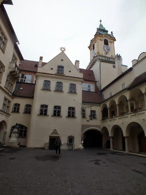 patios en Bratislava