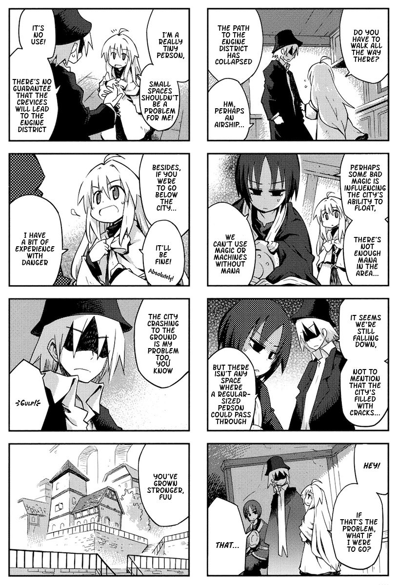 Kyoukai Senjou no Rinbo - Chapter 24