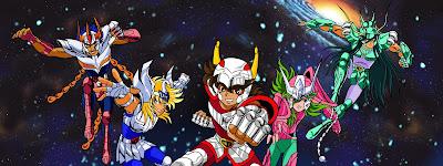 dessin animé Les Chevaliers du Zodiaque Saint Seiya