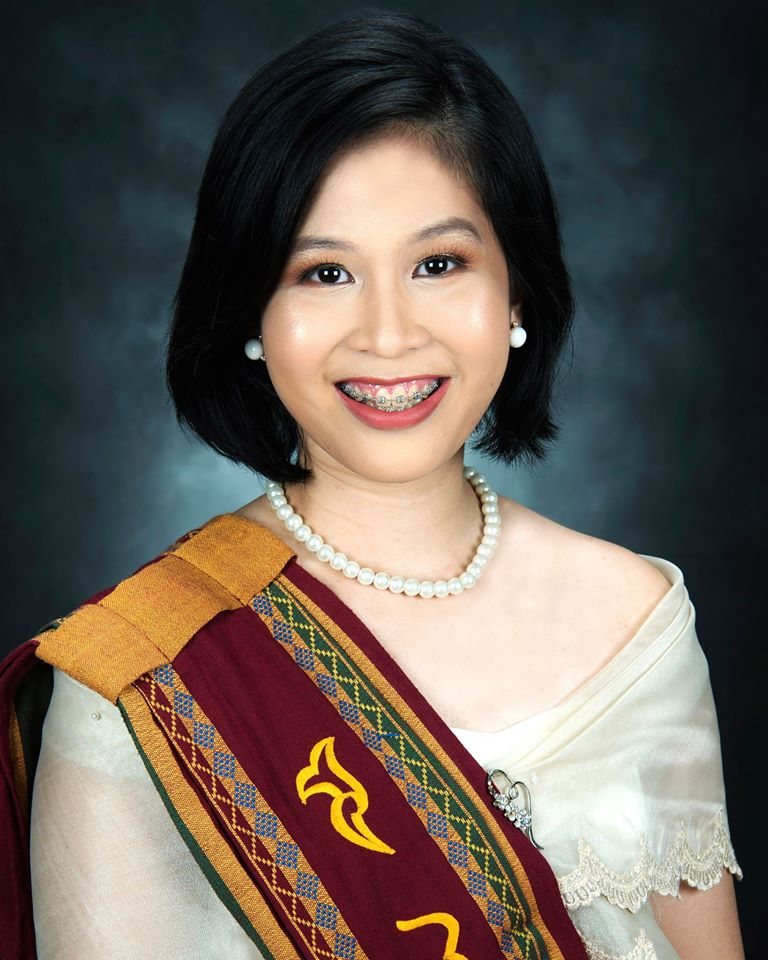Student with lupus graduates cum laude from UP