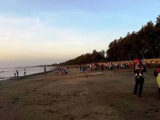 Dahanu bordi Maharashtra Beach