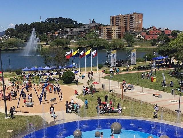 ¿De quién es la culpa? 28 niños lesionados en inauguración de Parque Laguna Redonda