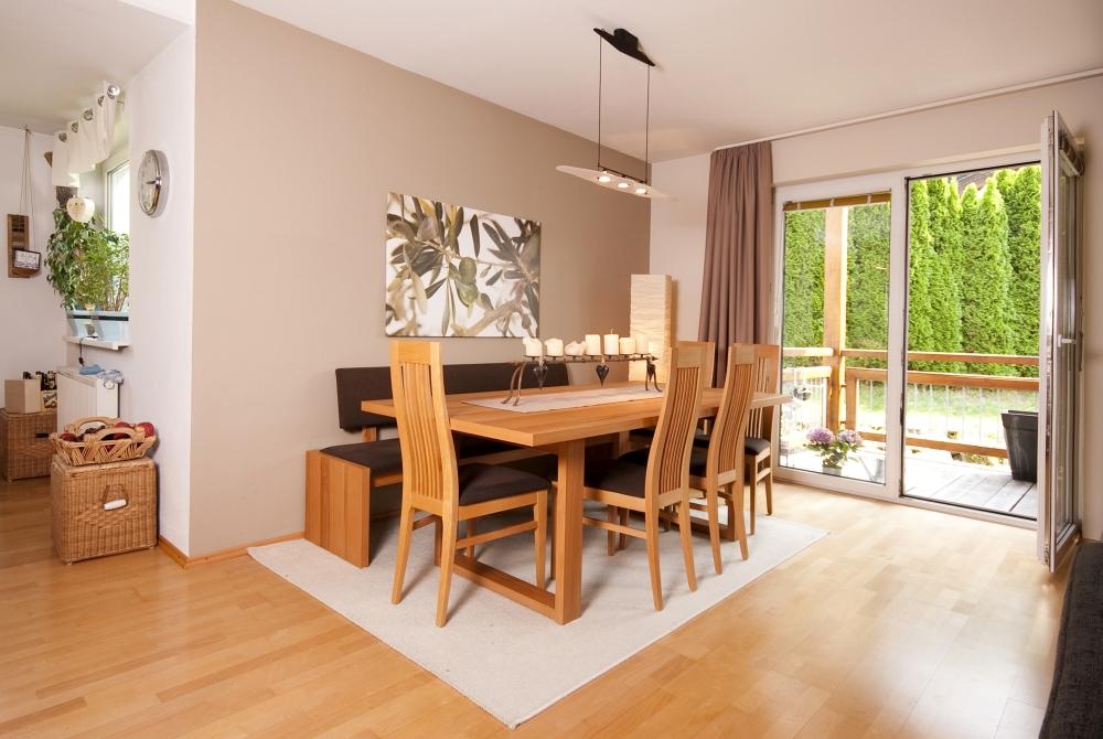 beautiful wohnbeispiele esszimmer wandgestaltung #1: wohnbeispiele esszimmer wandgestaltung | minimalistische haus design, Haus  Raumgestaltung