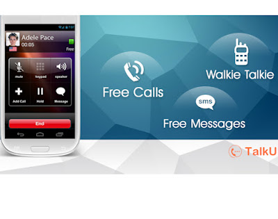 Download TalkU Free Calls  - Free Texting on adroid - IOS