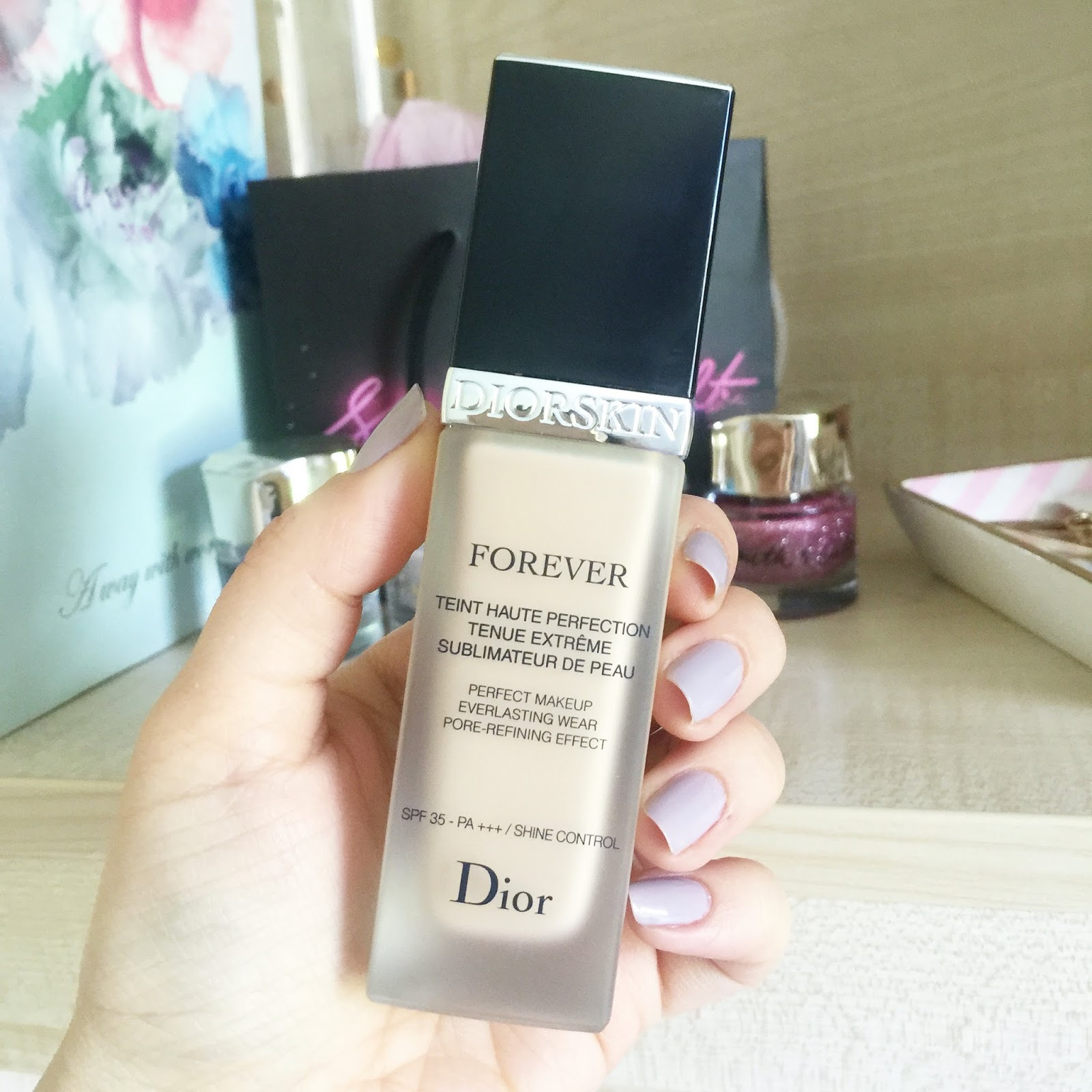 Dior Forever Fluid Foundation Review