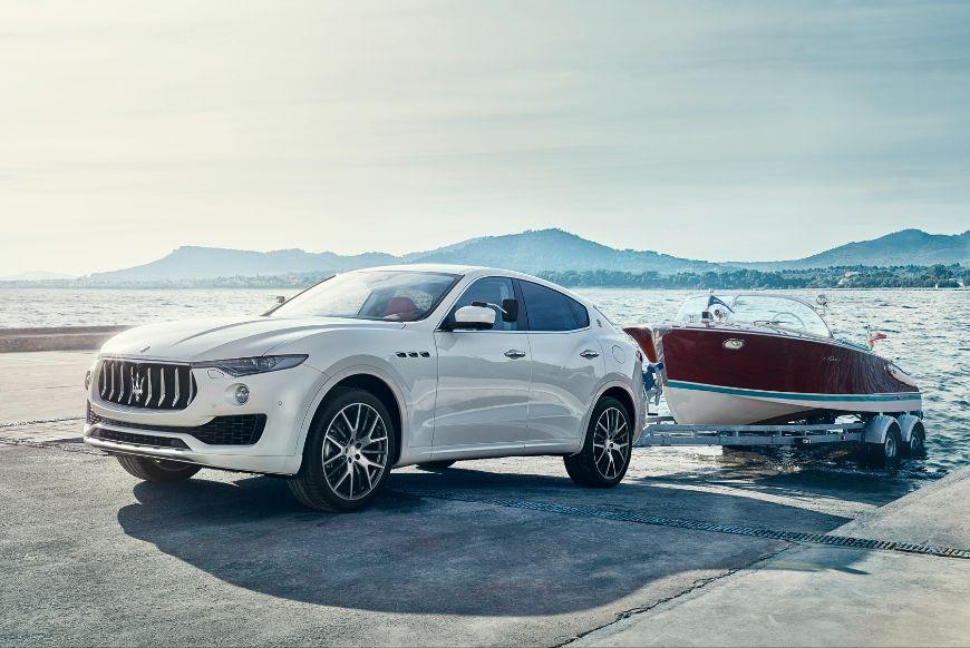 Maserati Levante Motori | Gamma motorizzazioni Diesel e Benzina