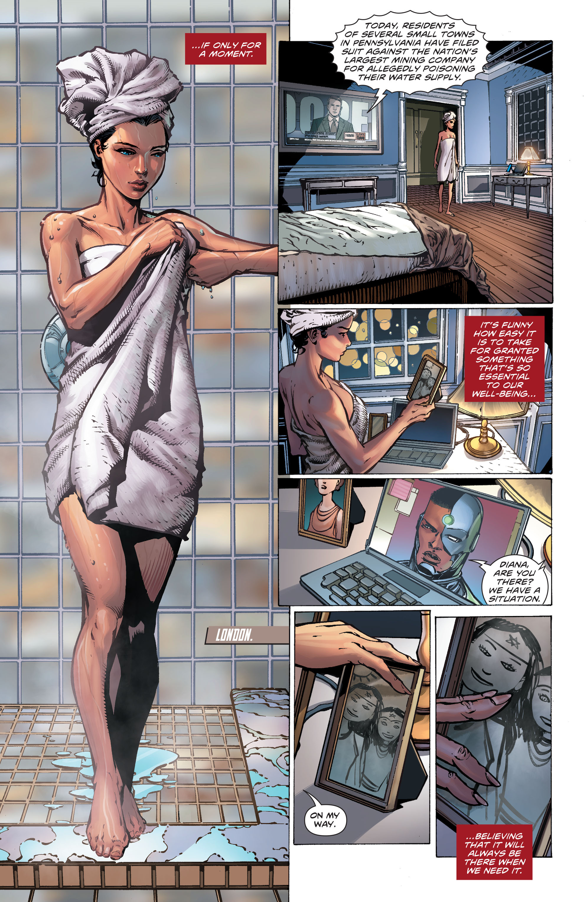 Read online Wonder Woman (2011) comic -  Issue #36 - 6