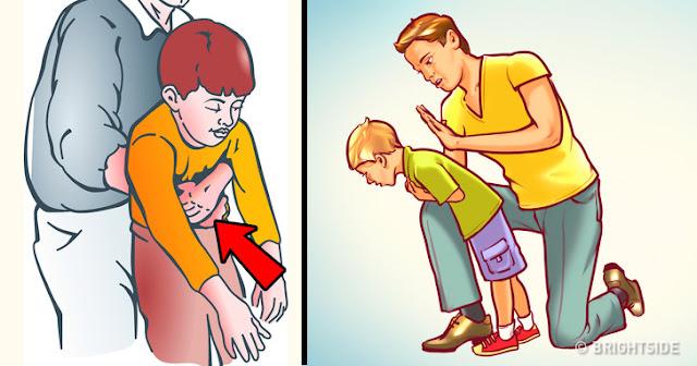 Apa Yang Harus Anda Lakukan Jika Anak Tersendak