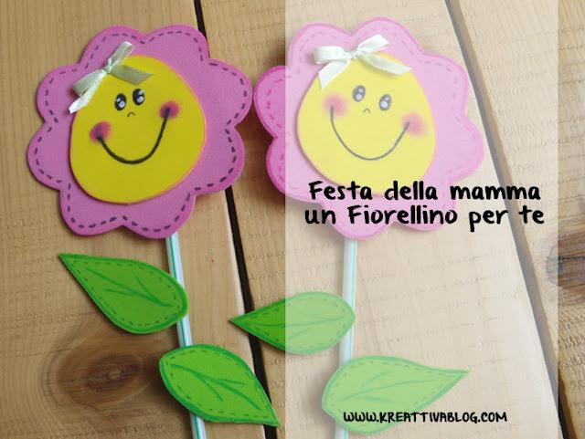 fiori fai da te per la festa della mamma