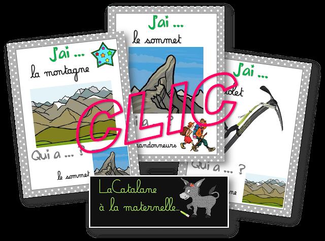 """""""J'ai... Qui a..."""" version montagne (LaCatalane)"""