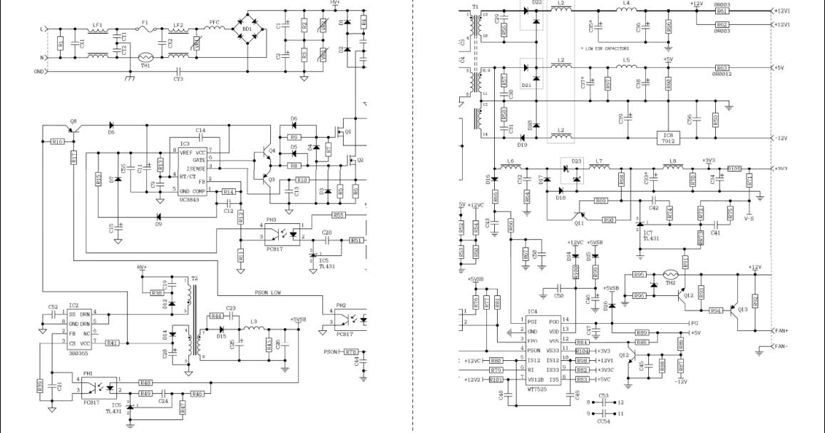 Schön Tm9v08c 16mp11a Schaltplan Bilder - Elektrische ...
