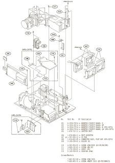 Electro help: Sony Data Projector VPL-CX70