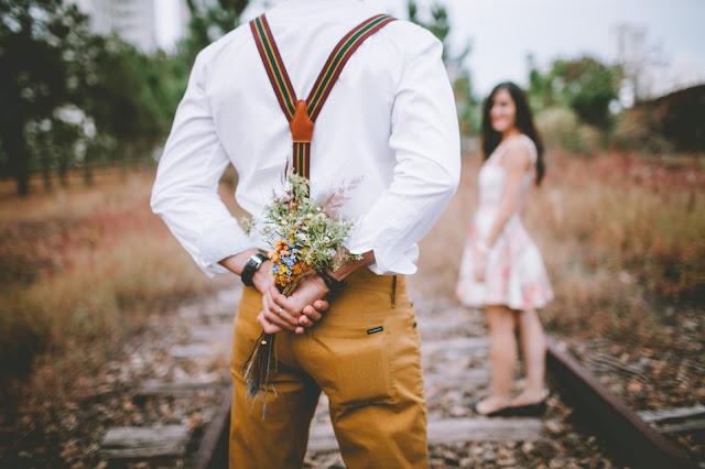 7 Cara Romantis Ungkapkan Rasa Cinta