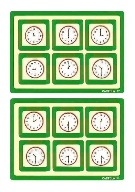 Bingo das Horas