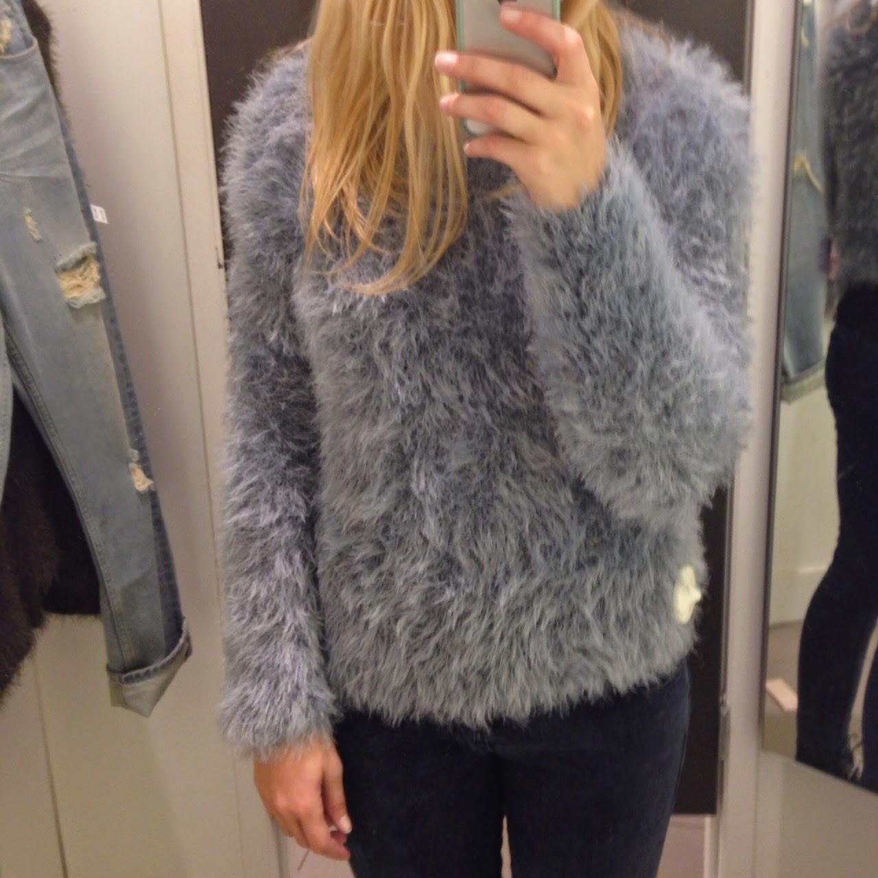 Zwarte Fluffy Trui.Winkelen Bij H M Zeeuws Meisje Lifestyleblog Over Zeeland