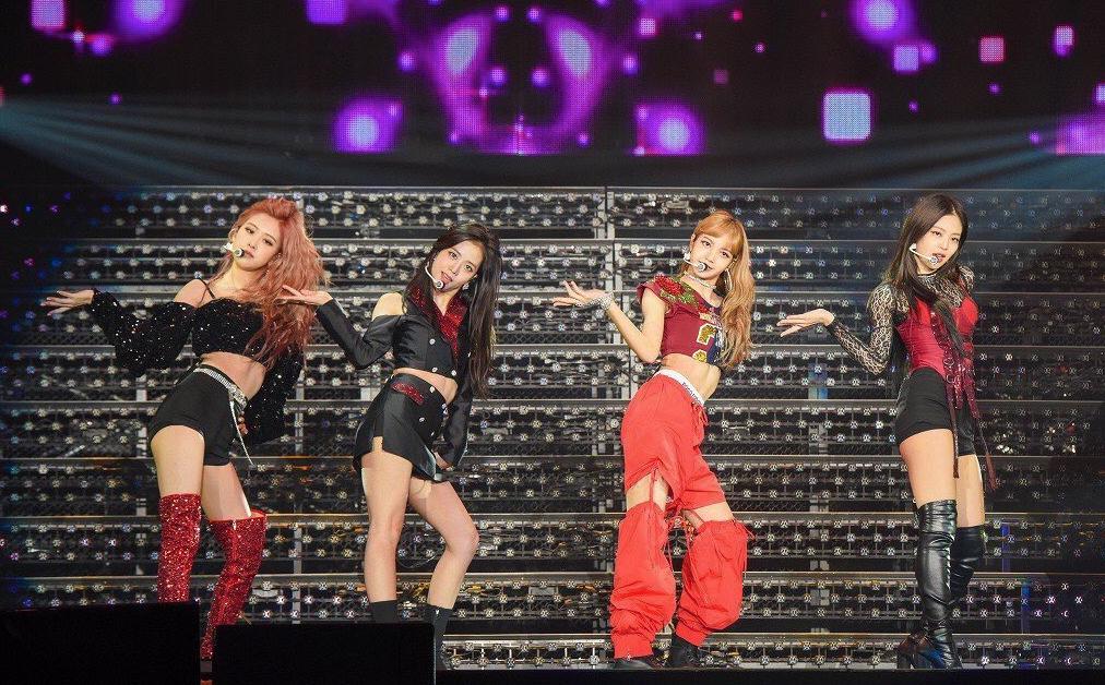 Blackpink At Arena Tour 2018 In Osaka 180724 Fancams