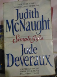 Simple Gift by Judith McNaught Jude Deveraux Bekas