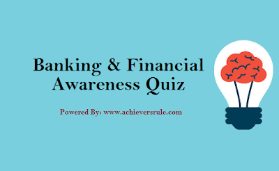 Banking & Financial Awareness MCQ - Set 32