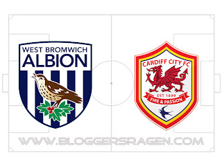 Prediksi Pertandingan West Bromwich Albion vs Cardiff City
