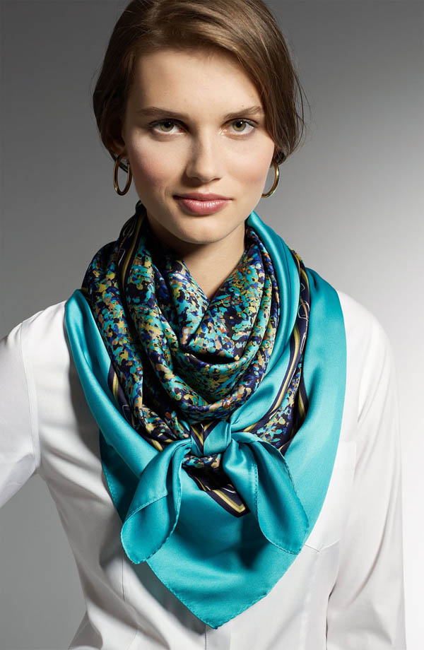well as men to be worn around neck or on head these scarfs are  Fashion Neck Scarves Women