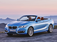 2018 BMW 2 Series Convertible Engines, Powertrain and Chassis