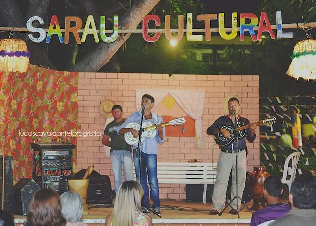 Resultado de imagem para sarau cultural de Teixeira pb