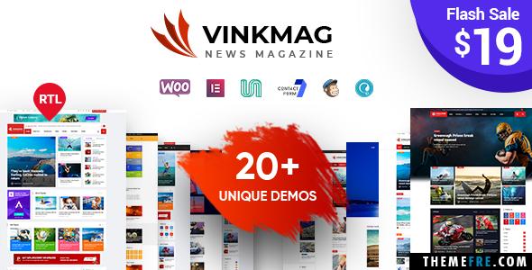 Taufik Oliver Vinkmag - Multi-concept Creative Newspaper