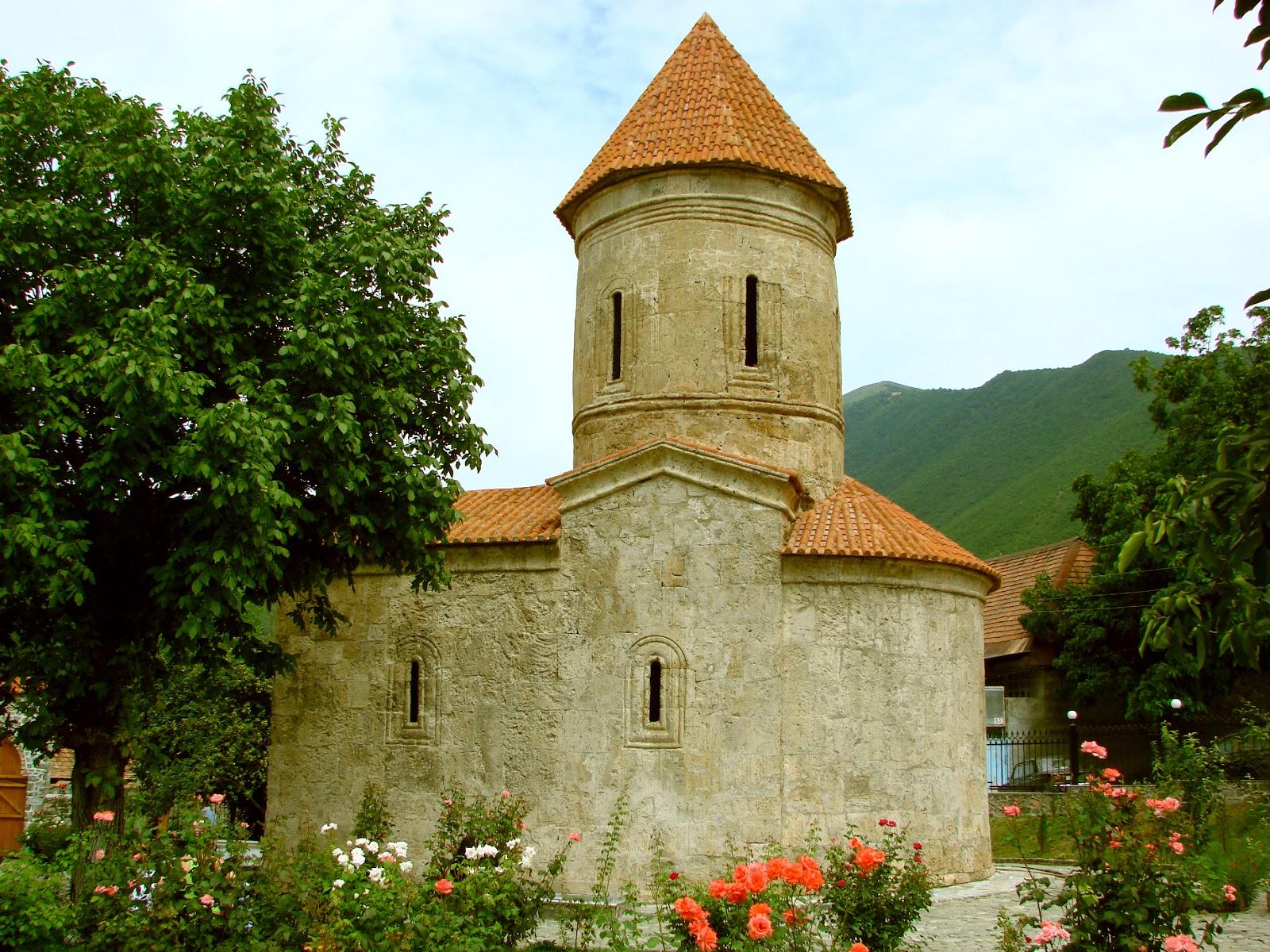 Kish, Hij (Azerbaijan)