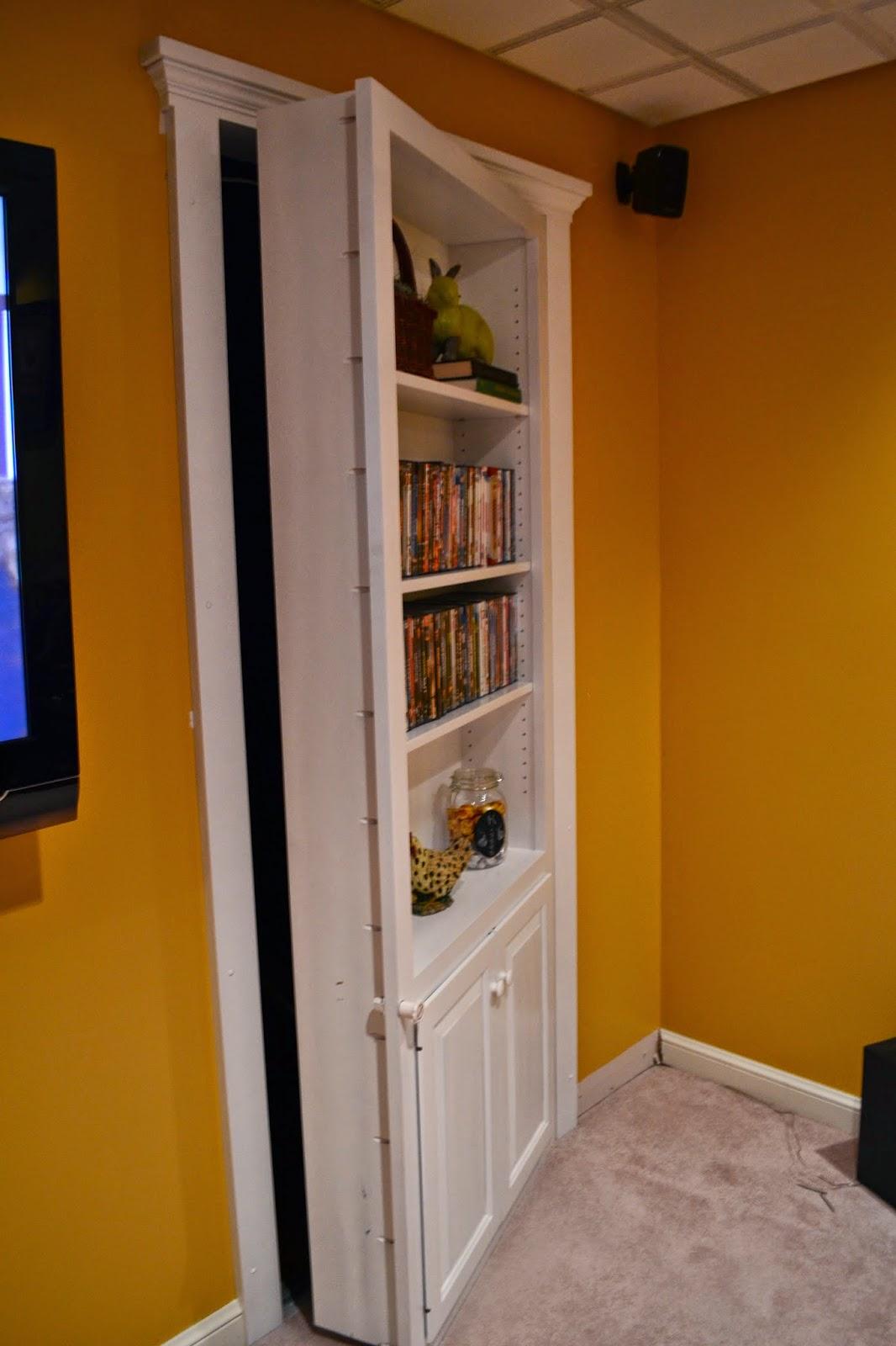 Closet Crafter: Secret Passageway.......